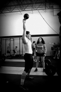 CrossFit Fever kb chick