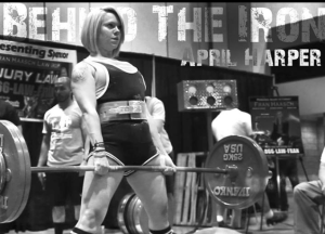 Strongfigure Team Member and Ambassador, April Harper