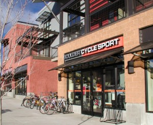 Boulder: The friendliest cycling city in America.