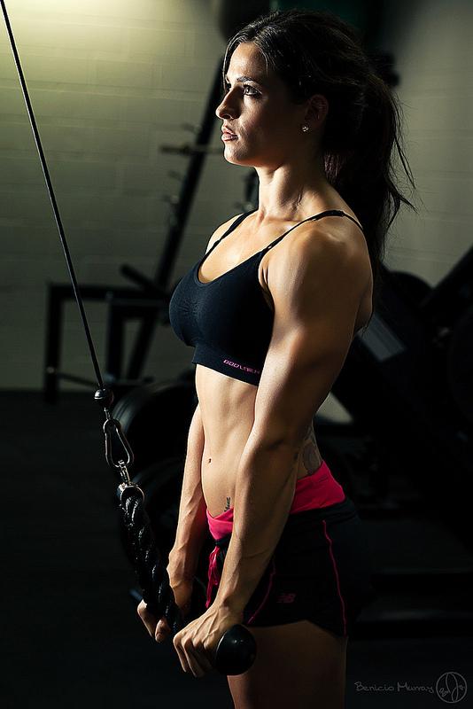 triceps by Benicio Murray
