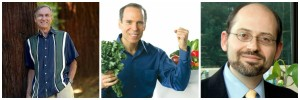 John McDougall, Joel Fuhrman, and Michael Greger -- can you guess which group are the vegan experts?