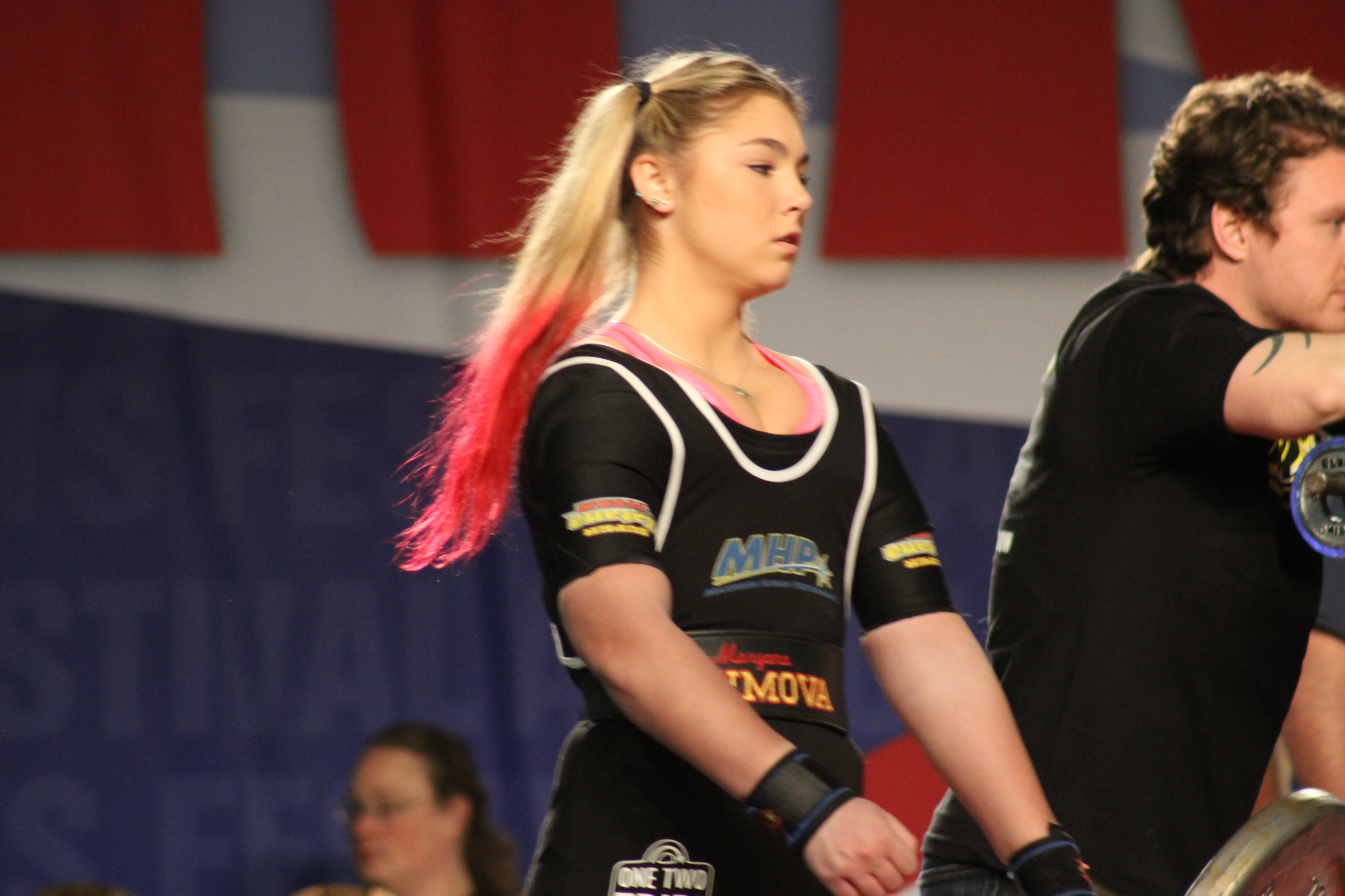 Wo womens bench press records by weight class - But The One Phenom Everyone Was Talking About Was 14 Year Old Maryana Naumova