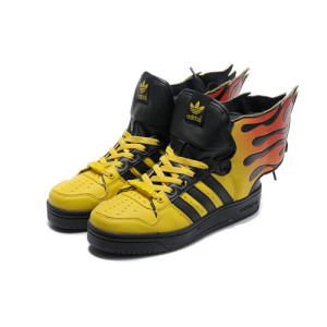 adidas Originals Jeremy Scott Wings 2.0 Flames Shoes