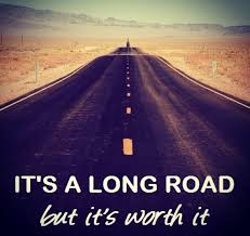 A journey of a thousand miles begins with a single step. THIS is your journey. Be positive. Have fun. You have a HUGE support system right here!