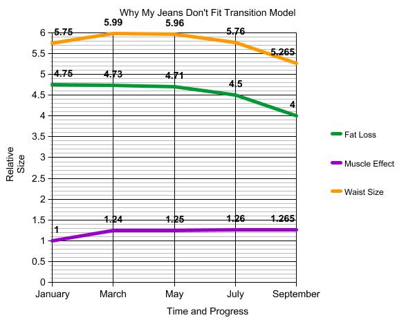 jeans-transition-model