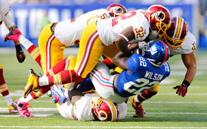 A full blood work profile revealed that over 50% of the 2014 NY Giants had a vitamin deficiency.