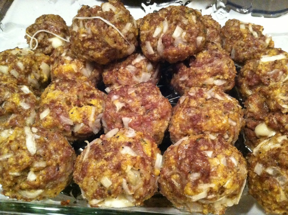 Low-Carb Gluten-Free Meatballs