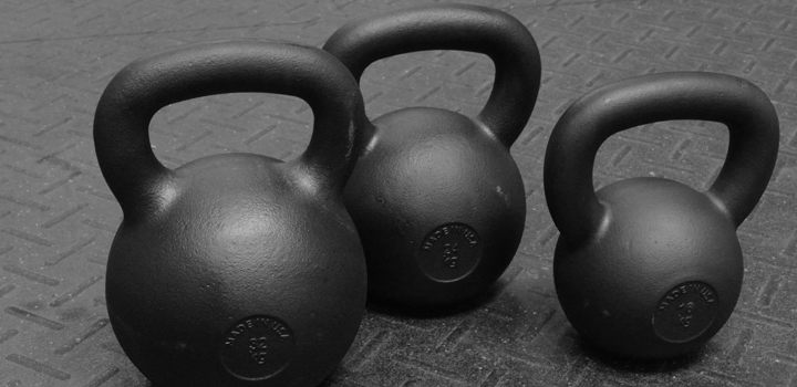 30 Minute Kettlebell Routine