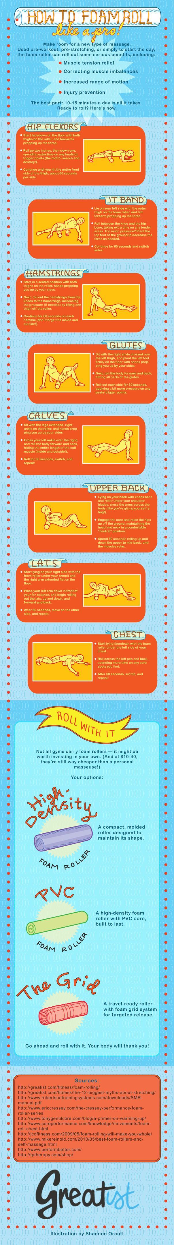 Foam-Rolling-Infographic