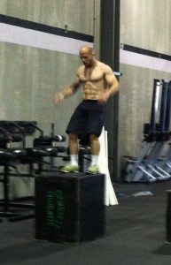 CrossFit elite: Chris Spealler.