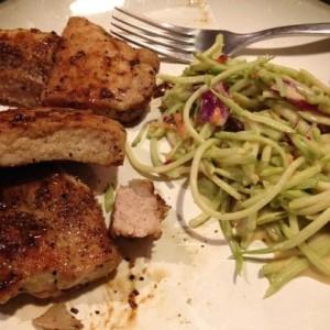 paleo dinner 1