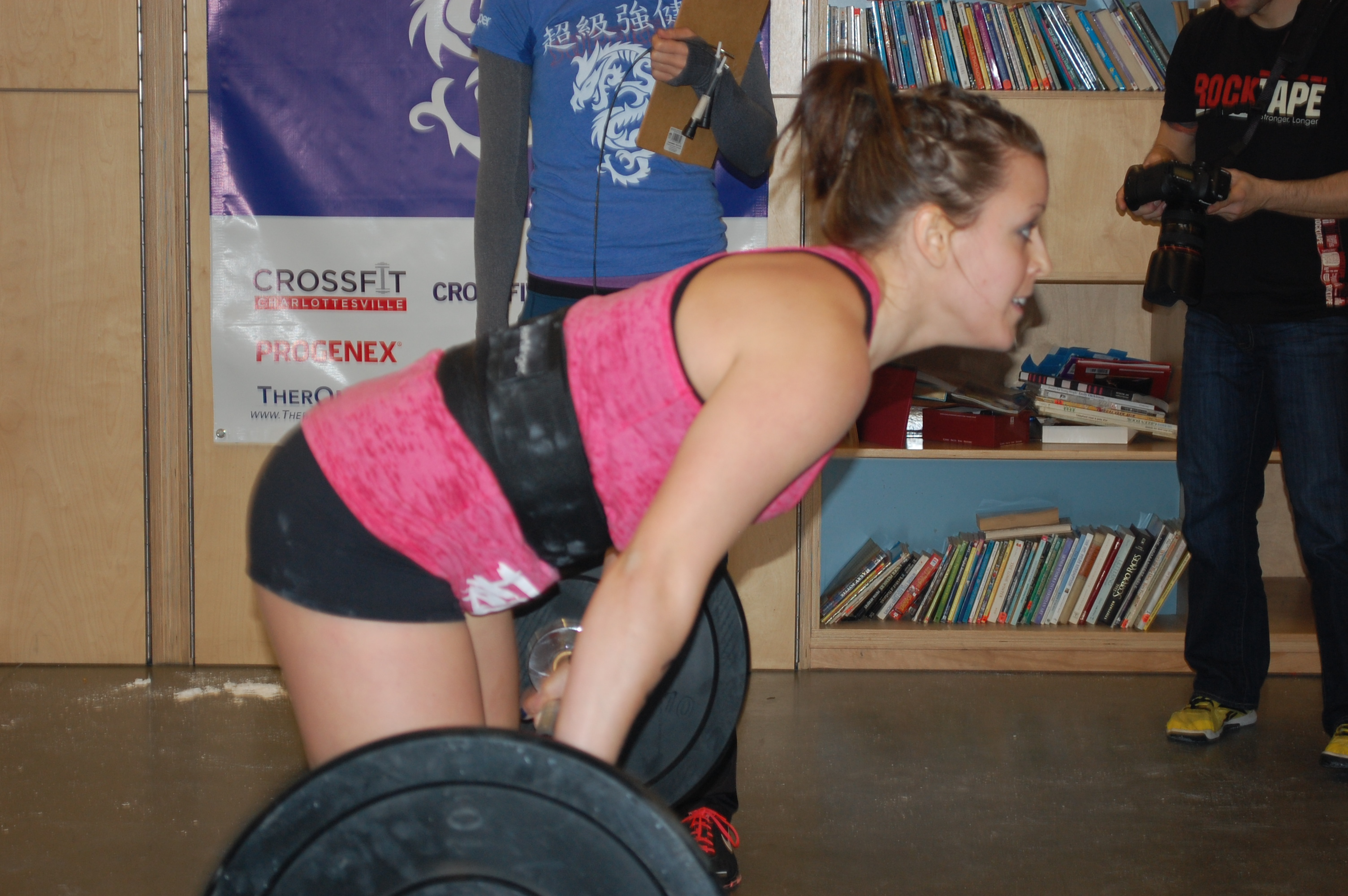 Lessons from a Crossfitter