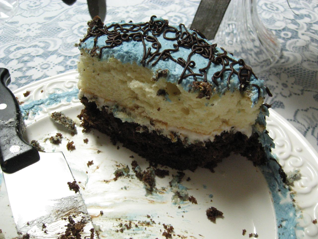 Cake vs Coma: To Eat or Not to Eat…