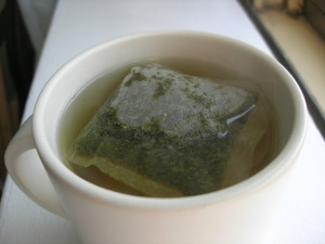 green tea by Dano