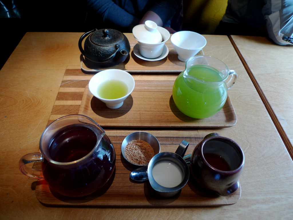 Can Green Tea Replace Coffee?