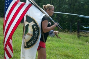 Strength exemplified. Picture courtesy of the Green Beret Foundation. For more information, click here.