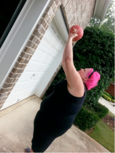 Burpees and pushups and wallballs--oh my!