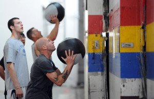 CrossFitters should love fitness in nature -- it is constantly varied, high intensity, functional...