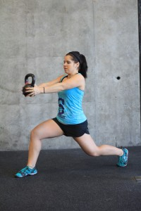 lunge stability