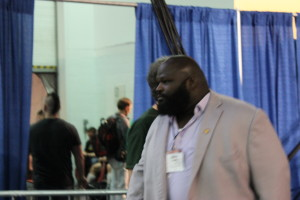 WWE Star, Mark Henry
