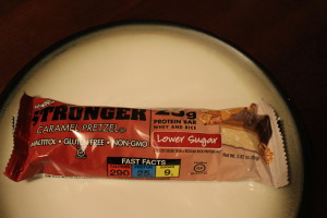 25g protein with only 9g of sugar