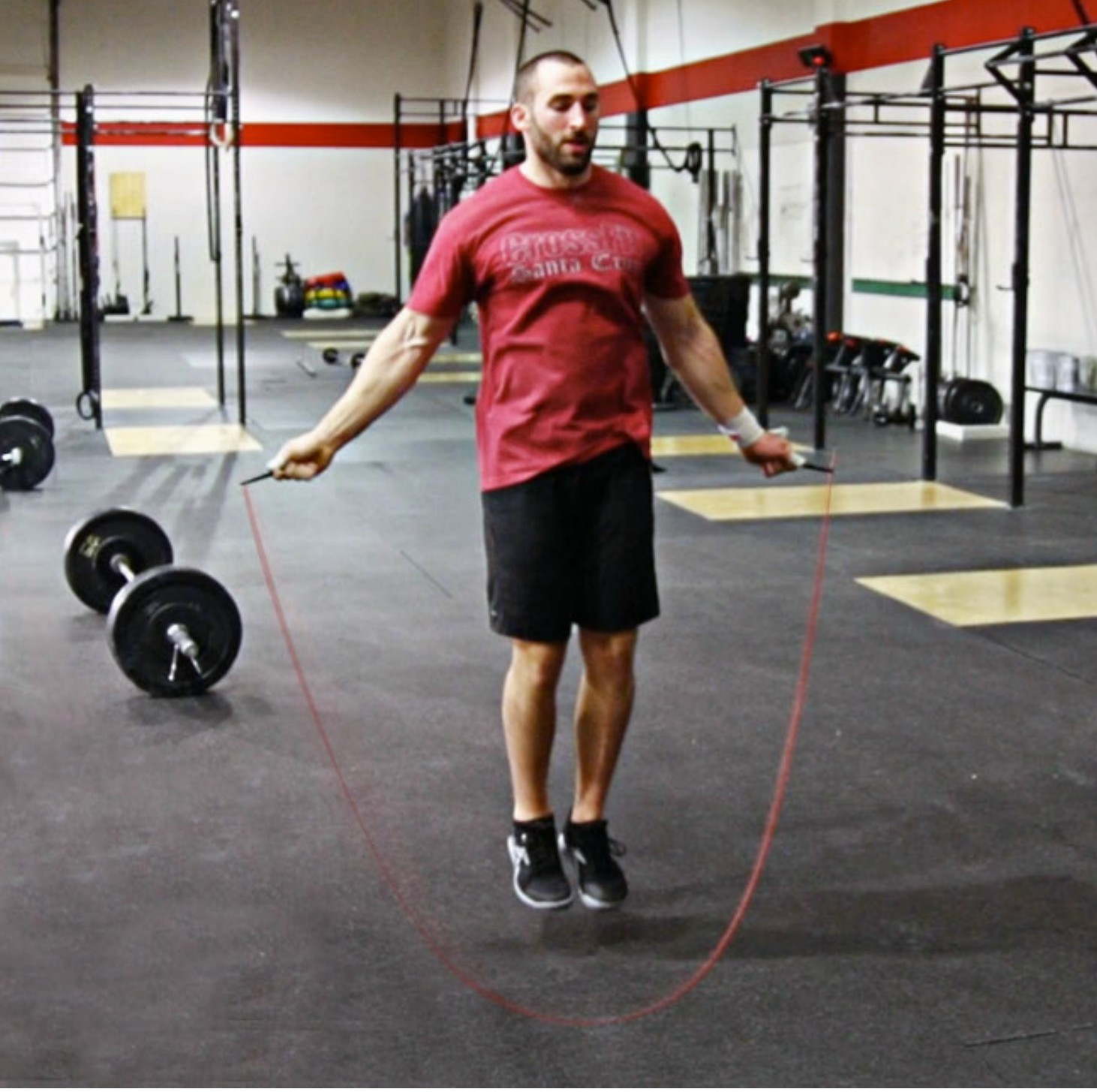 VOTE: Pullups or Double-Unders?