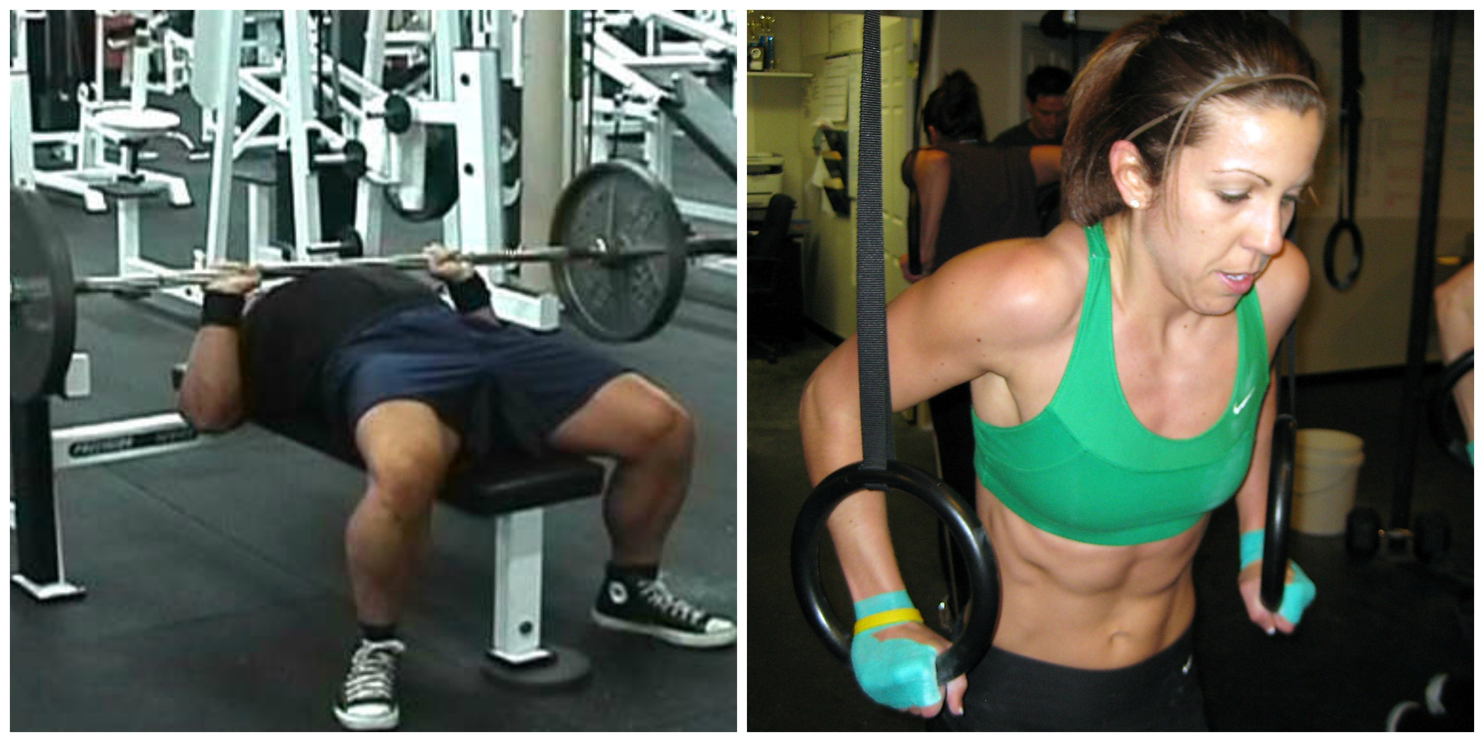 VOTE: Ring Dips vs Close-Grip Bench Press