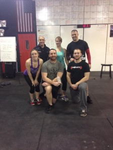 CrossFit Elizabethtown Judges