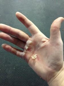 tasha's hands