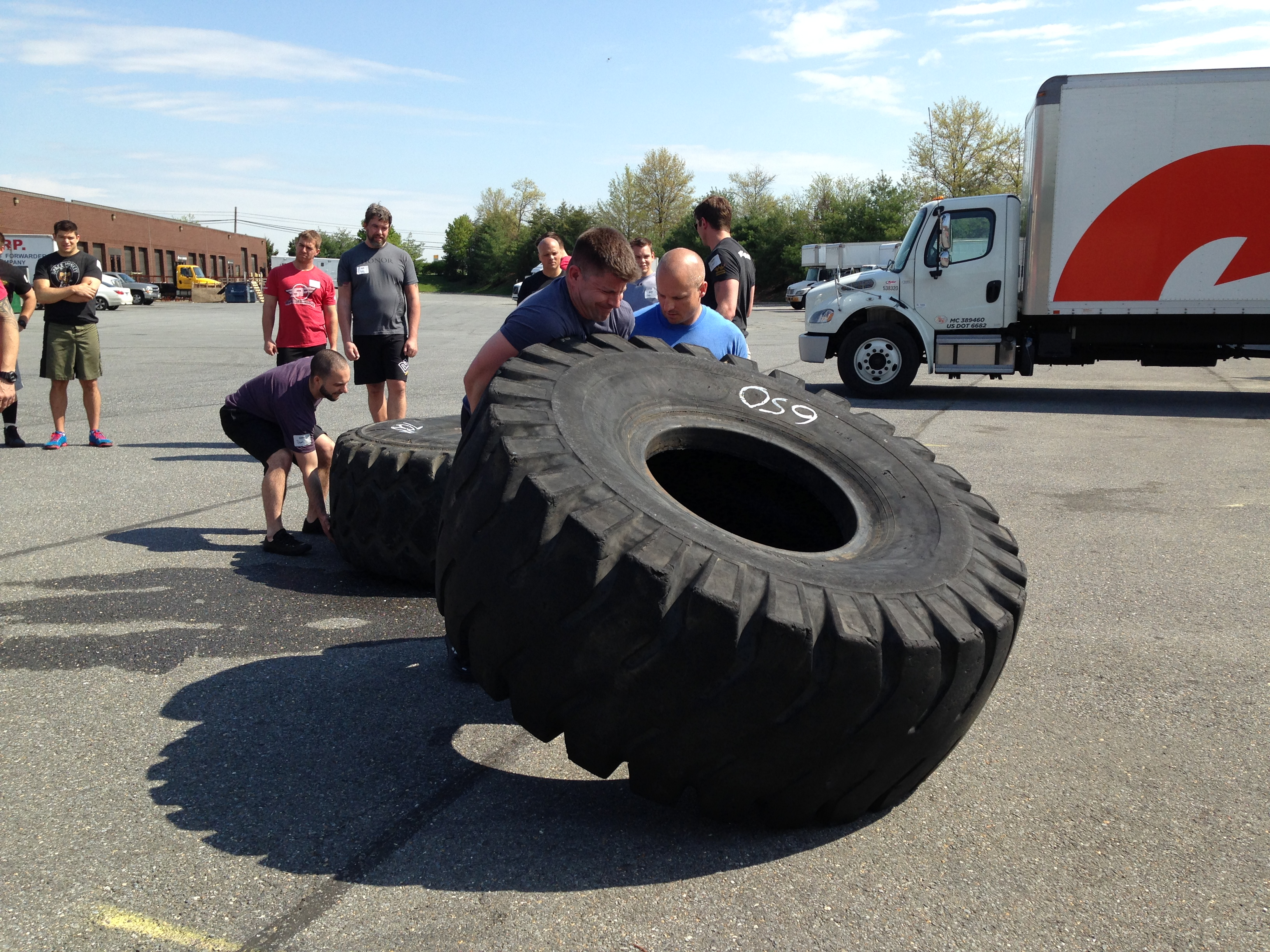 10 Facts about Strongman Training