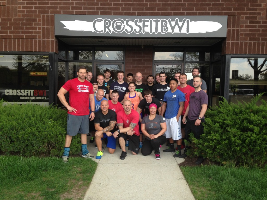 2014 CrossFit Strongman Training Cert. Glen Burnie, MD