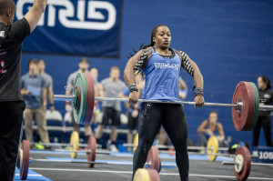 Taylar Stallings is stronger than you.  Photo courtesy of the NPGL.