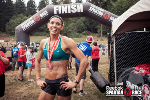 Earn your medal. Sign up for a spartan today.