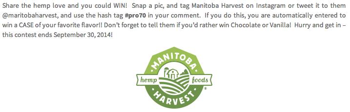 Manitoba contest