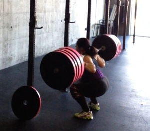 275 pound back squat from this weekend. Im so close to 300, I can taste it!
