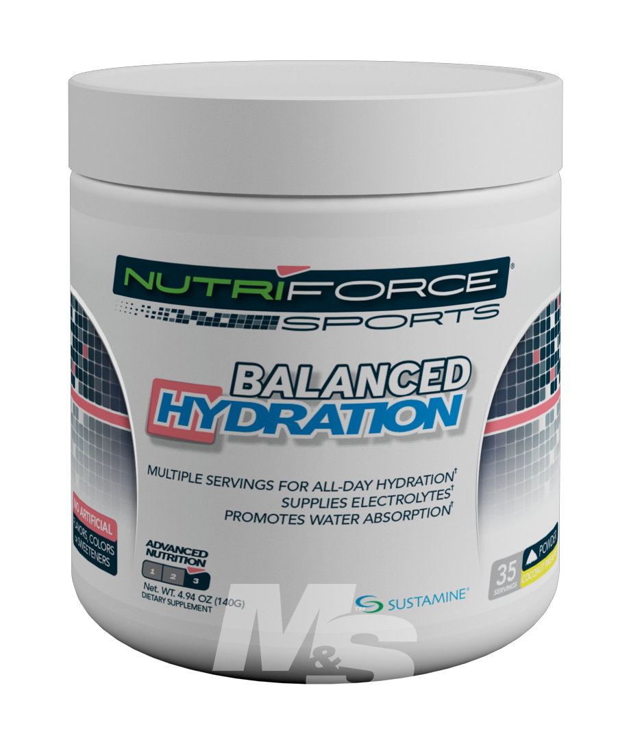NutriForce Sports Product Review & Tomorrow's Workout
