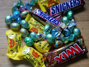 candy test