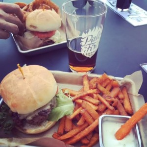 Pale fire and pure eats