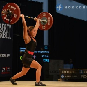 Strongfigure Ambassador, Olivia Duran