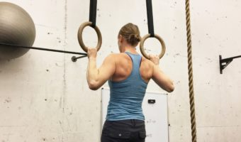 Get Your First Pull-Up in 2019